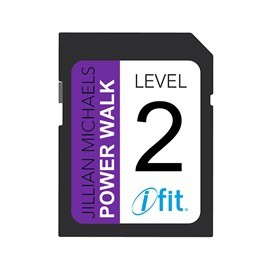 SD Card Nordic Track Power Walking Level 2