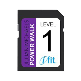 SD Card  Nodic Track Power Walking Level 1