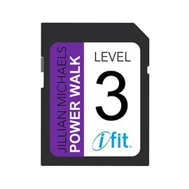 SD Card Nordic Track Power Walking Level 3