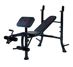 Стандартная силовая скамья Marcy BE1000 STANDARD BARBELL BENCH