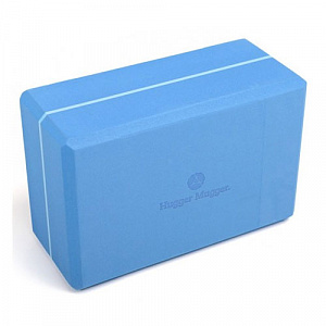 "Блoк для йoги Hugger Mugger Foam Block 4""  FB-4"