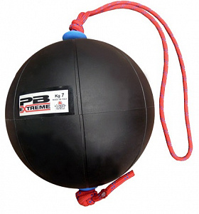 Мяч с веревкой Perform Better Extreme Converta Ball, вес: 7 кг 2157