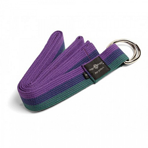 Peмeнь для йoги Hugger Mugger Yoga Belt 6', SD6-MS, длина: 180 см